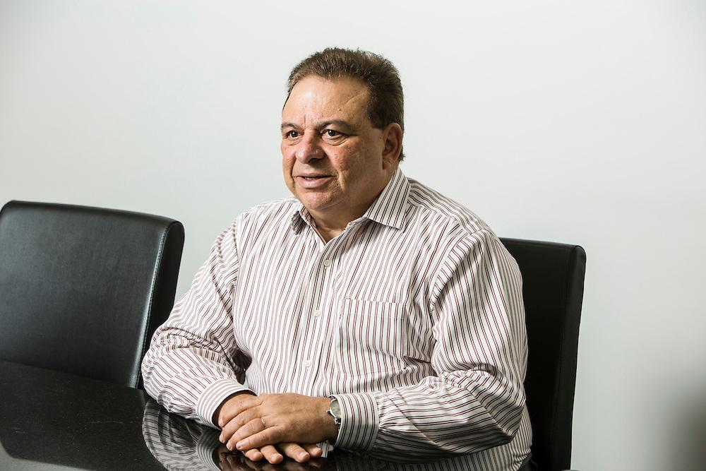 Belo Horizonte_MG, Brasil.<br />  <br /> Modesto Araujo, presidente da Drogaria Araujo.<br /> <br /> Modesto Araujo is a president of Araujo drugstore.<br /> <br /> Foto: RAFAEL MOTTA / NITRO