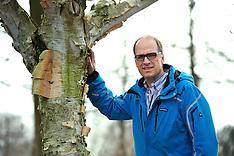 20120215 NED: Lopen met Bas Houweling, Sleeuwijk