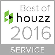 Client Satisfaction Award!<br /> Bradshaw Designs rated at the highest level for client satisfaction by the Houzz community.<br /> Awarded on January 11, 2016