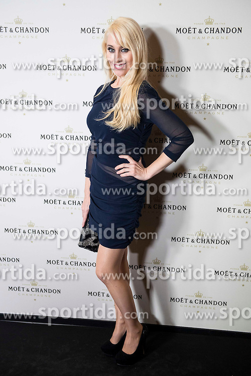 """02.12.2015, Madrid, ESP, Moet & Chandon Party, OpenTheNow, im Bild Geraldine Larrosa (Innocence) attends to the // Red Carpet of the party """"OpenTheNow of Moet & Chandon in Madrid, Spain on 2015/12/02. EXPA Pictures © 2015, PhotoCredit: EXPA/ Alterphotos/ BorjaB.hojas<br /> <br /> *****ATTENTION - OUT of ESP, SUI*****"""