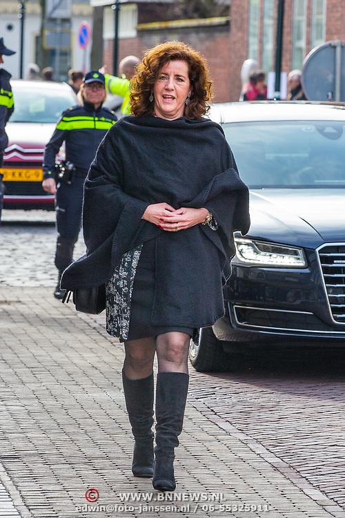 NLD/Naarden/20180330 - Matthaus Passion in de grote kerk van Naarden 2018, Ingrid van Engelshoven