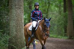 Skollerud Marit, NOR, Calypso vd Zuuthoeve<br /> Rabobank Championship of Rotterdam - CHIO Rotterdam 2017<br /> © Hippo Foto - Sharon Vandeput<br /> 24/06/17