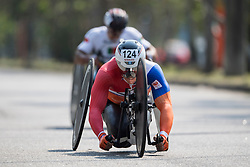 de VRIES Tim, NED, H5, Cycling, Time-Trial at Rio 2016 Paralympic Games, Brazil