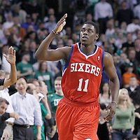 Eastern Conference Semifinals - Game 2 - Sixers at Celtics