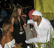 **EXCLUSIVE**.Gail King & Latoya Jackson.The Cain on The Cove Hotel Opening.Paradise Island, Bahamas.Friday, May 11, 2007 .Photo By Celebrityvibe.To license this image please call (212) 410 5354; or.Email: celebrityvibe@gmail.com ;