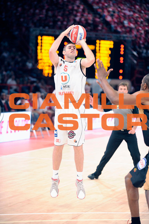 DESCRIZIONE : Championnat de France Basket Ligue Pro A Finale <br /> GIOCATORE : Causeur Fabien<br /> SQUADRA : Cholet <br /> EVENTO : Ligue Pro A  2010-2011<br /> GARA : Cholet Nancy<br /> DATA : 26/06/2011<br /> CATEGORIA : Basketbal France Ligue Pro A<br /> SPORT : Basketball<br /> AUTORE : JF Molliere par Agenzia Ciamillo-Castoria <br /> Galleria : France Basket 2010-2011 Action<br /> Fotonotizia : Championnat de France Basket Ligue Pro A Finale Bercy pARIS<br /> Predefinita :