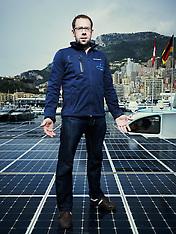 Christian, Planet Solar (Monaco, May 2012)