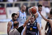 Arbitro, Referee<br /> Quarti di Finale Gara 2<br /> Legabasket A 2016,2017<br /> Trento 14,05,2017<br /> Foto Ciamillo-Castoria,GiulioCiamillo