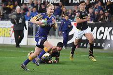 Dunedin-Rugby, Mitre 10 Cup, Otago v Wellington