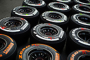 September 4-7, 2014 : Italian Formula One Grand Prix - Pirelli dry tires