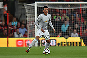 Chris Smalling (12) of Manchester United during the Premier League match between Bournemouth and Manchester United at the Vitality Stadium, Bournemouth, England on 18 April 2018. Picture by Graham Hunt.