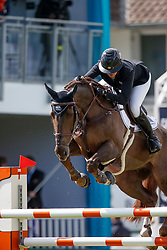 Patteet Gudrun, BEL, Sea Coast Atlantic<br /> Longines Jumping International de La Baule 2017<br /> © Dirk Caremans<br /> 11/05/2017