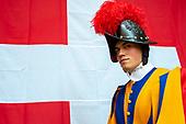 Swiss Guard Vatican City - May 04; 2019