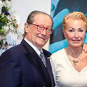 NLD//Amsterdam20160415 - Première 'Roméo et Juliette', Fons van Westerloo en partner Hennie van Nissen