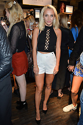 TIFFANY WATSON at the launch of the new Rituals store at 29 James Street, Covent Garden, London on 1st September 2016.