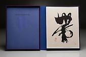 Calligraphy in Handmaper Paper