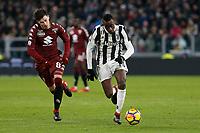 Juventus-Torino - Quarti di finale Tim Cup - Nella foto: Blaise Matuidi