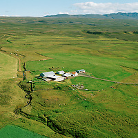 Einarsstaðir séð til austurs, Norðurþing áður Reykjahreppur / Einarsstadir viewing east, Nordurthing former Reykjahreppur.