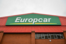 Embargoed to 0001 Saturday April 28 A general view of a Europcar vehicle rental sign in Bristol, as the company was the worst performer of the major car hire brands in an annual survey by Which? Travel magazine. Budget firm InterRent car hire, part of Europcar, has recorded the lowest customer satisfaction rating of any operator in seven years, according to the consumer group.