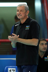Azerbaijan coach Aleksandr Chervyakov
