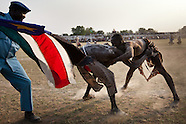 South Sudan Wrestling
