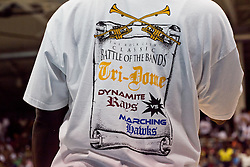 Ivanna Eudora Kean battles Charlotte Amalie High School in The Rock City Classic Batte of the Bands