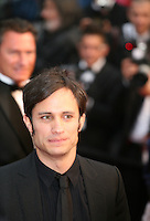 Gael Garcia Bernal attending the gala screening of Amour at the 65th Cannes Film Festival. Sunday 20th May 2012 in Cannes Film Festival, France.