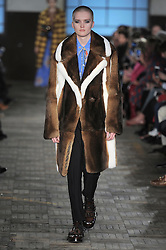 N21, Autumn Winter 2016, Ready to Wear, Milan Fashion Week. EXPA Pictures © 2016, PhotoCredit: EXPA/ Photoshot/ Digital Catwalk<br /><br />*****ATTENTION - for AUT, SLO, CRO, SRB, BIH, MAZ only*****