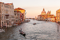 Venice Grand Canal, Venice, Italy