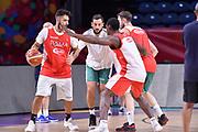 Eurobasket 2017 - Final Phase - Round of 8<br /> allenamento Italia<br /> FIP 2017<br /> Istanbul, 13/09/2017<br /> Foto M.Matta / Ciamillo - Castoria