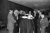 1963 - McCulloch's Chainsaws dealers meeting at the Intercontinental Hotel