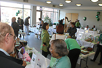 The Comer Children's Hospital Service League's annul Irish Coffee benefit and silent raffle was held this past Saturday at Augustana Lutheran Church located at 5500 S. Woodlawn.