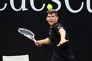 Dominic Thiem during the Mercedes Cup at Tennisclub Weissenhof, Stuttgart, Germany.<br /> Picture by EXPA Pictures/Focus Images Ltd 07814482222<br /> 09/06/2016<br /> *** UK &amp; IRELAND ONLY ***<br /> EXPA-EIB-160609-0042.jpg
