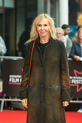 Red Carpet UK Premiere for the film Freak Show directed by Trudie Styler<br /> <br /> Pictured: Trudie Styler