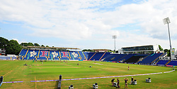 General view of the Swalec Stadium, Cardiff.  - Mandatory by-line: Alex Davidson/JMP - 22/07/2016 - CRICKET - Th SSE Swalec Stadium - Cardiff, United Kingdom - Glamorgan v Somerset - NatWest T20 Blast