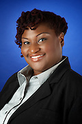 Aleatha Hamilton, Administrative Service Manager and Executive Assistant to Rebeca