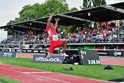 PETERSON Paul, USA, Long Jump, T44, 2013 IPC Athletics World Championships, Lyon, France