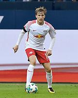 Emil Forsberg (Leipzig)<br /> Gelsenkirchen, 19.08.2017, Fussball Bundesliga, FC Schalke 04 - RB Leipzig 2:0<br /> <br /> Norway only