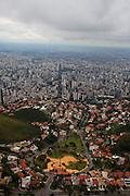 Belo Horizonte_MG, Brasil...Praca Israel Pinheiro (Praca do Papa) no bairro Mangabeiras, Minas Gerais...The Israel Pinheiro square (Papa square) in Mangabeiras neighborhood, Minas Gerais...Foto: LEO DRUMOND / NITRO
