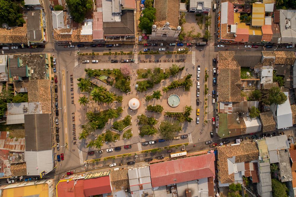 Honduras Aerial Photography.