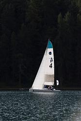 St. Moritz August 2017 2017,  Fleet Race Battle Engadin