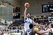 Vitali Luca<br /> Dolomiti Energia Aquila Basket Trento - Germani Basket Brescia Leonessa<br /> Lega Basket Serie A 2016/2017<br /> PalaTrento 23/04//2017<br /> Foto Ciamillo-Castoria / M. Brondi