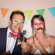 Chrissy + Adam Photobooth!