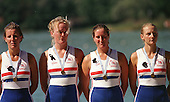 1997 FISA World Rowing Championships, FRANCE