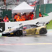 #22, Lamborghini Huracán, Veloso Motorsport, E.Montez/S.Montez , Lamborghini BlancPain Super Trofeo 2015