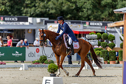 Khoddam-Hazrati Katrin, AUT, Cosma<br /> European Championship Eventing<br /> Luhmuhlen 2019<br /> © Hippo Foto - Stefan Lafrentz
