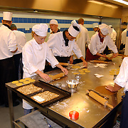 Culinair Instituut Nederland, nieuwe keukens, praktijkles, koks