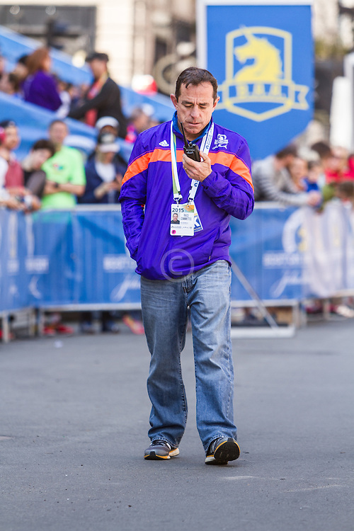 Boston Marathon: Dave MacGillivray