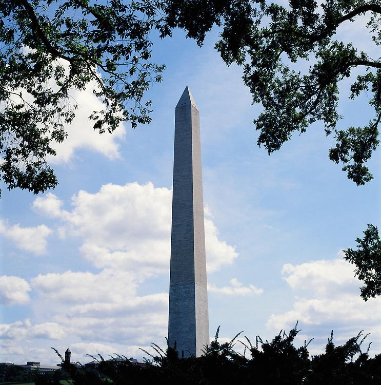 The Washington Monument in Washington DC. 2009