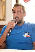 DESCRIZIONE : Trieste Conferenza stampa  Raduno Collegiale  Nazionale Italia Maschile <br /> GIOCATORE : Marco Belinelli<br /> CATEGORIA : conferenza stampa <br /> SQUADRA : Nazionale Italiana Uomini <br /> EVENTO :  Conferenza stampa palinsesto SKY<br /> GARA : conferenza stampa<br /> DATA : 06/08/2015 <br /> SPORT : Pallacanestro<br /> AUTORE : Agenzia Ciamillo-Castoria/R.Morgano<br /> Galleria : FIP Nazionali 2015<br /> Fotonotizia : Trieste Conferenza stampa Raduno Collegiale Nazionale Italia Maschile <br /> Predefinita :